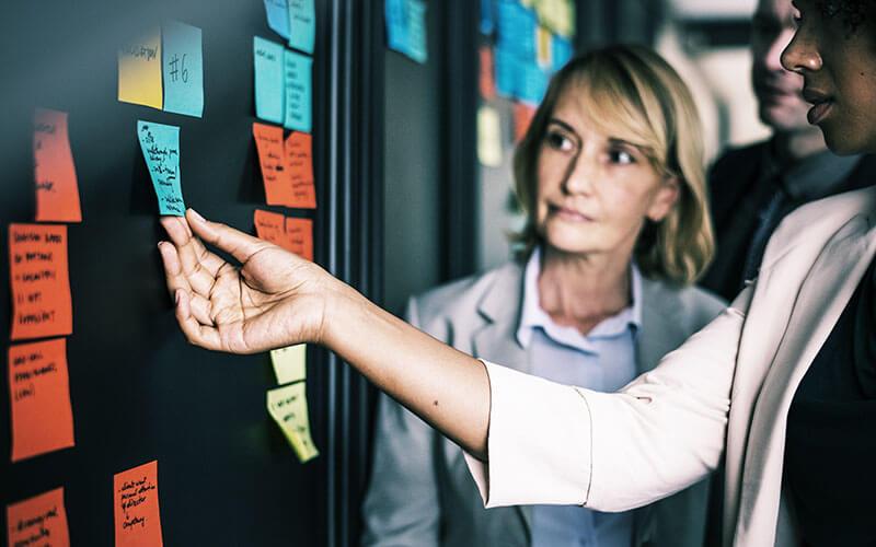 Brainstorm Rule: Build on Ideas