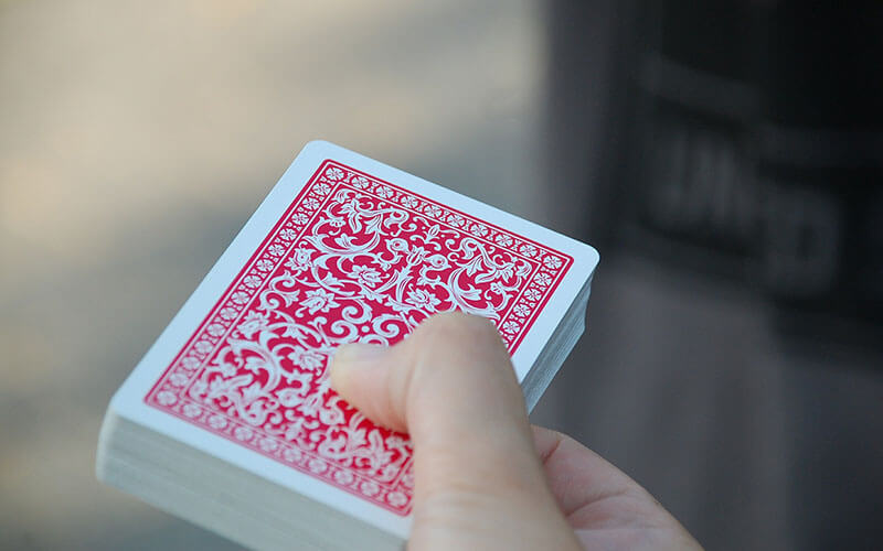 Remembering Playing Cards