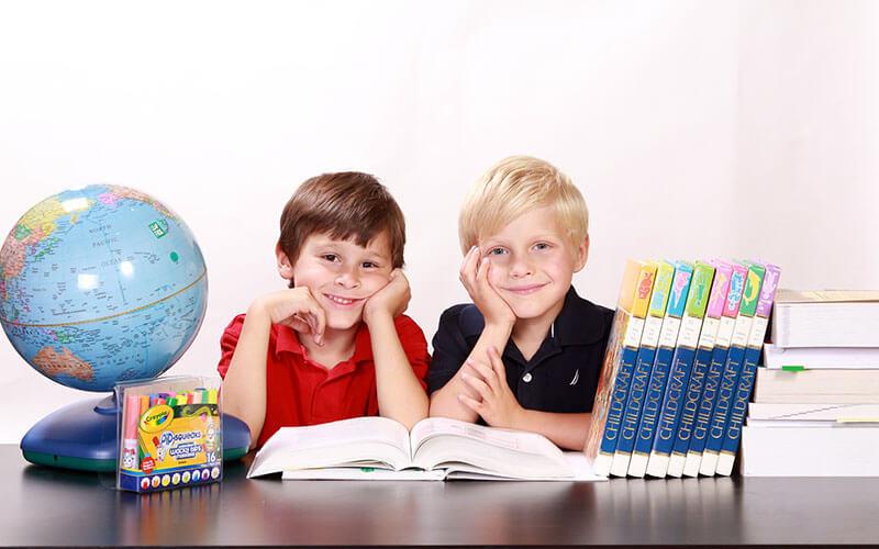 Smarter Children's Brains Develop Later